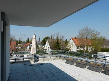 Die Besondere. Exklusiv Wohnen über den Dächern von Unterschleißheim.