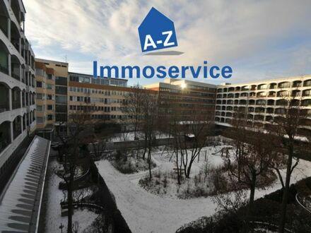 Helle 1,5 Zimmer Wohnung mit ruhigem Blick in den begrünten Innenhof, in Haidhausen-Leuchtenbergring