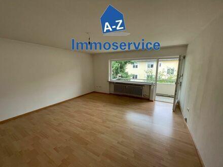 RENOVIERTE, schöne u. ruhige 3-Zimmer-Wohnung mit 2 großen Balkone im Herzen von Harlaching
