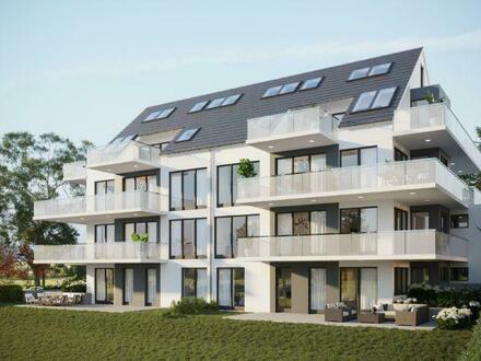 Dachterrasse mit phantastischer Aussicht! Neubau in Traumlage!