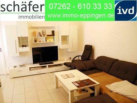 Verkauft! schäfer immobilien: Gemütliche Erdgeschosswohnung mit Terrasse