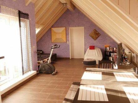 Verkauft!! - Großzügige Dachgeschosswohnung mit super Ausblick