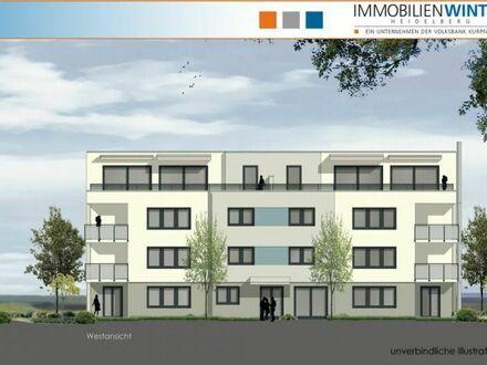 Exklusive Penthouse Wohnung - verde² - Ladenburg - exklusive Neubau-Eigentumswohnungen
