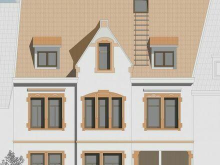 Sanierungsvorhaben - 3- bis 4 -Zimmer-Maisonettewohnung Friedensstraße 5 - Heidelberg-Handschuhsheim