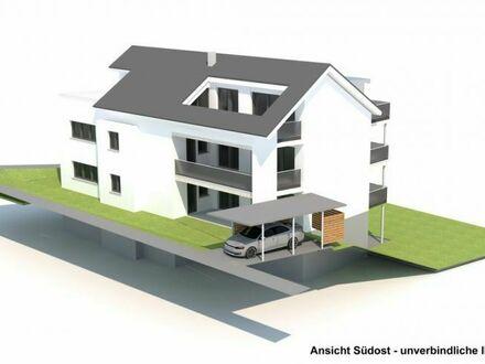 Ruhige und sonnige Wohnlage - Heidelberg-Schlierbach 4 hochwertige Neubau-Eigentumswohnungen