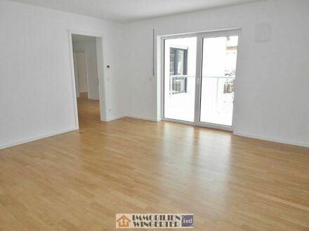 Neuwertige 3 1/2 Zimmer Wohnung mit Balkon