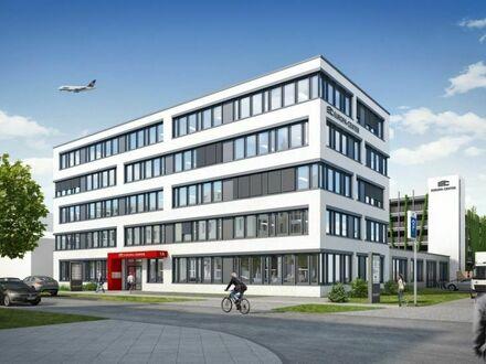 Neubau Labor-, Service- oder Forschungshalle, optional mit Bürofläche