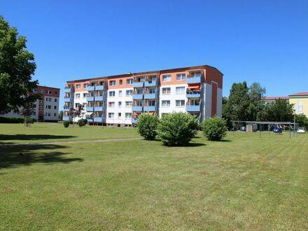 3-Zimmer-Wohnung mit Balkon in Gützkow zu mieten