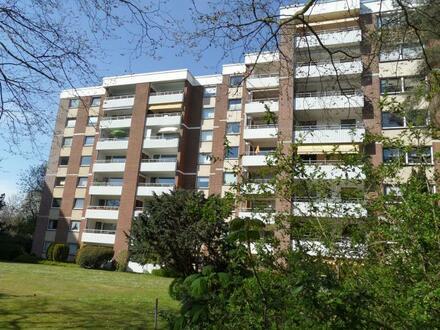 Wohnen mit Balkon und Aufzug in grüner Lage