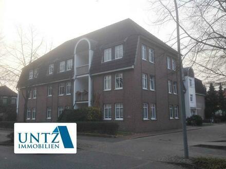 Schöne 2-Zimmer-Wohnung mit Balkon - zentrale Lage!