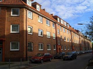 3 Zimmer-Wohnung in zentraler Lage von HH-Bergedorf
