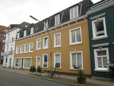 1 Zimmer-Wohnung in ruhiger Seitenstraße von HH-Bergedorf