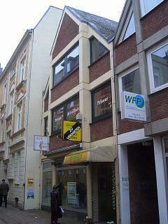 heller Gewerberaum im Dachgeschoss in Hamburg-Bergedorf