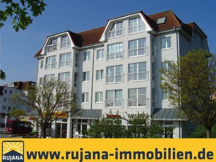 Ihre moderne Wohlfühloase - strandnahe 2-Raumwohnung im Ostseebad Binz / Insel Rügen