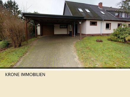 -Nahe Alstertal-DHH als Zweifamilienhaus auf großen Grundstück in bester Lage (Erbbaurrecht)