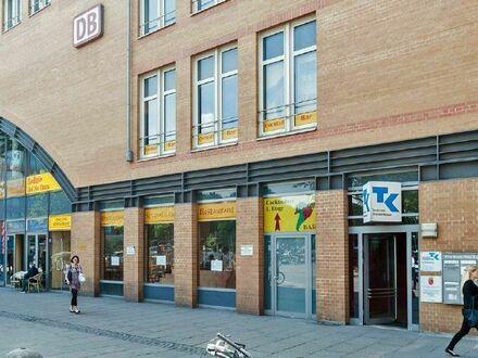 Gastronomie- oder Handelsfläche in direkter Lage am Bremer Hauptbahnhof