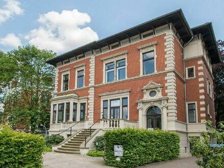 Stilvolle Büroetage in historischer Villa