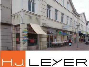 Ladenfläche in der Cuxhavener Innenstadt