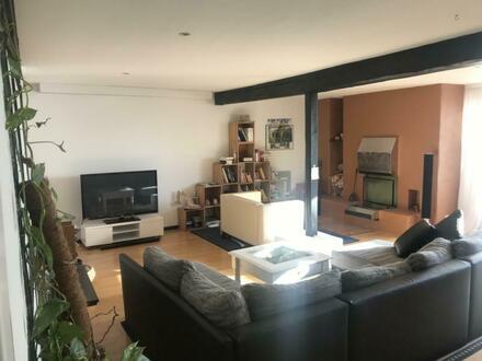 Peine – Maisonettewohnung im Fachwerkhaus mit Sauna und Wintergarten