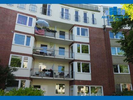 2 1/2-Zimmer-Wohnung am Eppendorfer Weg beim Generalsviertel