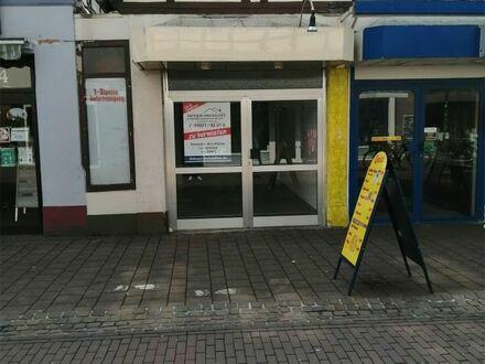 Frisch renovierte Ladenfläche in der Innenstadt von Nienburg zu vermieten