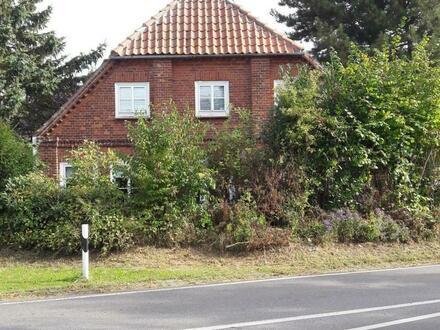Grundstück mit drei Wohneinheiten Nähe der Ostsee zu verkaufen