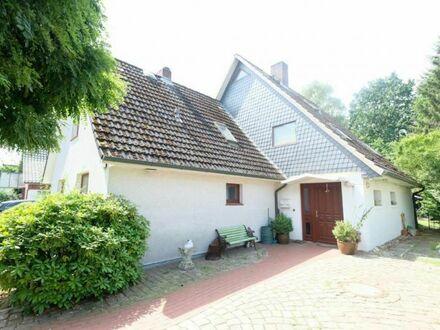 Nähe Blankenese - Großzügiges Einfamilienhaus mit Doppelgarage und eigenem Garten
