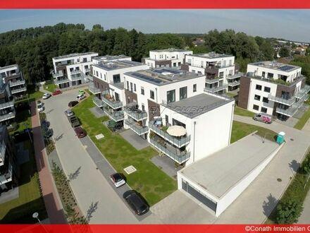 Erstbezug - Schöne Wohnung im Obergesschoss in Buxtehude zur Miete