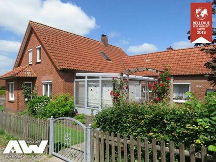 Charmantes und gepflegtes Wohnhaus in Osteel!