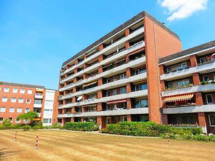 3-Zimmer-Eigentumswohnung mit Fahrstuhl und Balkon in bester Wohnlage