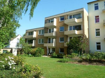 sehr gepflegte 2-Zimmer-TERRASSEN-Wohnung HH-Wilstorf