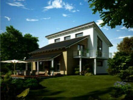 Wunschhaus mit alternativer Energie - Solaranlage mit Batterie und Kamin