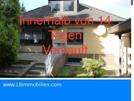Bungalow mit Vollkeller und Ausbaureserve sowie Garage in Alt - Hausbruch sucht neue Familie