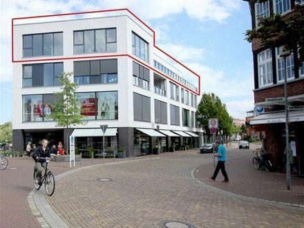City-Galerie: Loftbüros direkt an der Vechte und der Hauptstraße Nordhorns!