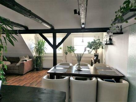 Schicke Eigentumswohnung mit Dachterrasse