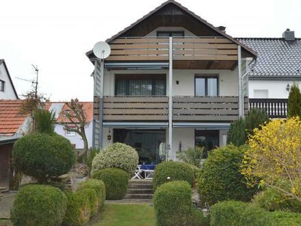große Doppelhaushälfte in Braunschweig-Gartenstadt