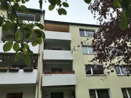 3-Zimmer-Mietwohnung mit Balkon und EBK in Wolfenbüttel