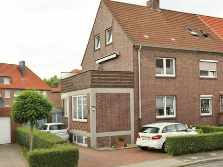 TT Immobilien bietet Ihnen: Reihenendhaus mit Garage und Dachterrasse in Heppens!