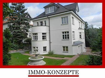 Exklusive Villenetage im Schlossgarten