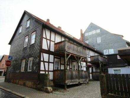 Dachgeschoss Wohnung in der obern Altstadt von Goslar