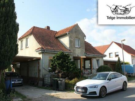 Handwerker aufgepasst: Freistehendes Einfamilienhaus in Almke mit großem Eigentumsgrundstück und Garage - Wolfsburg!