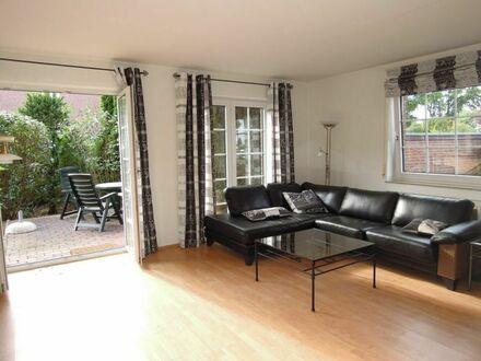 3 Zimmer Erdgeschoss, Terrasse, Keller mit Wohnraumqualität