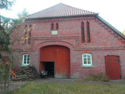 Zeetze/Amt Neuhaus: Resthof in traumhafter Lage direkt am Gutitzer See