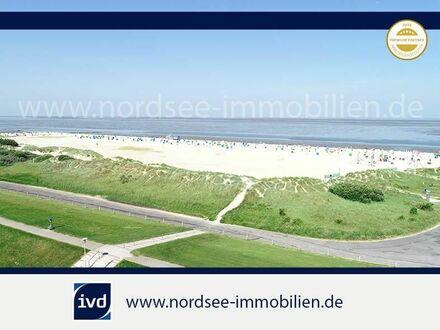 NORDDEICH - EG Wohnung in 1A Lage EUR 165.000
