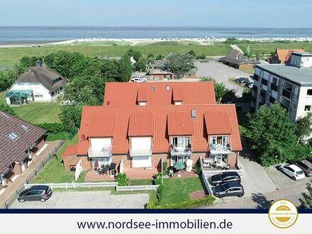 Norddeich | EG Wohnung direkt am Strand zu verkaufen