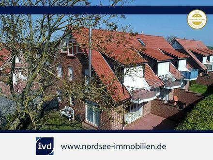NORDDEICH | Maisonette Wohnung 200 m. vom Deich