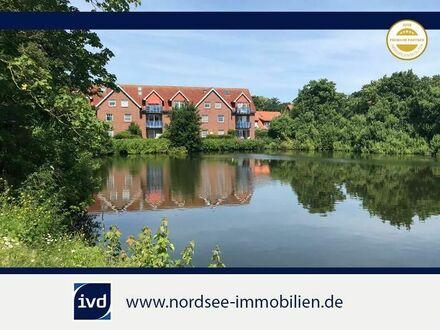 NORDDEICH - EG Wohnung mit 3 ZKB - Top-Lage