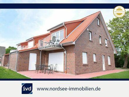 Neubau EG Wohnung in Norden n. Norddeich