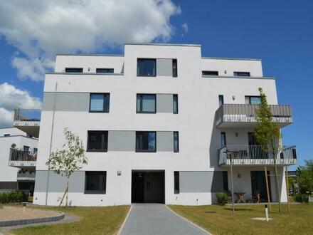 2 Zimmerwohnung mit Balkon im schönen Neubaugebiet Elbterrassen