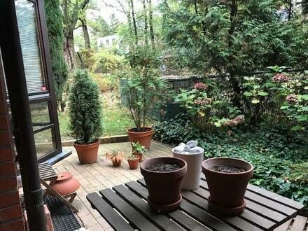 Schöne 2-Zimmer Wohnung mit Terrasse in Hamburg-Blankenese
